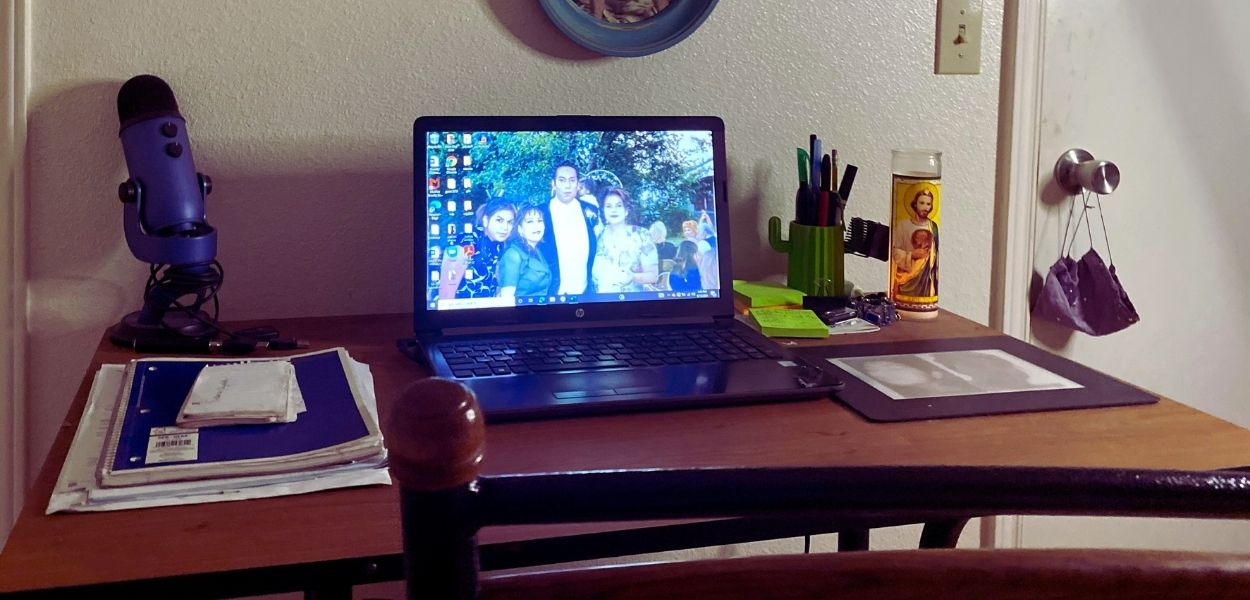 The Writer's Desk with Tori Pool