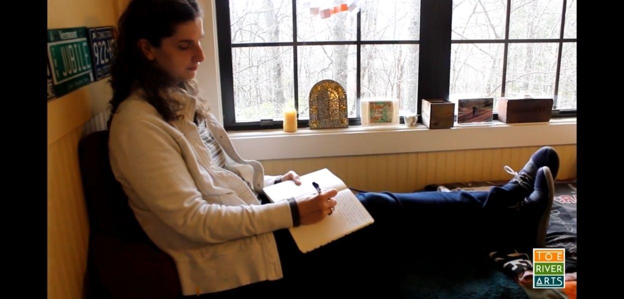 The Writer's Desk with Katey Schultz